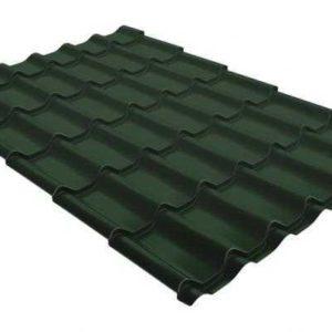 Metallocherepicza klassik 045 Drap RAL 6020 hromovaya zelen