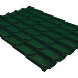 Metallocherepicza klassik 045 PE RAL 6005 zelenyj moh